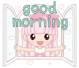 "Princess ""Jewelry"" everyday!  ~English~ sticker #9028400"