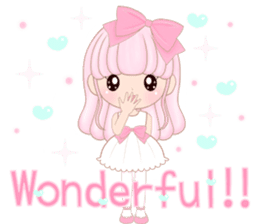"Princess ""Jewelry"" everyday!  ~English~ sticker #9028407"
