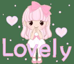 "Princess ""Jewelry"" everyday!  ~English~ sticker #9028420"