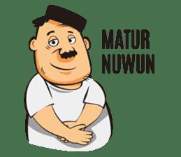 Cak Mat sticker #9031475