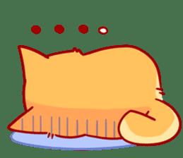 tibi shibainu Sticker( no language ver) sticker #9032070