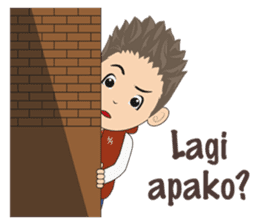 Makassar : Daily Life sticker #9033834