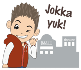 Makassar : Daily Life sticker #9033836