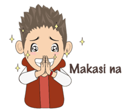Makassar : Daily Life sticker #9033846