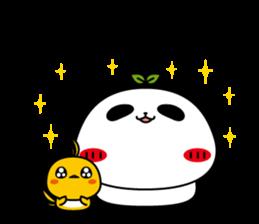 Tapu Tapu the Panda 2 sticker #9041296