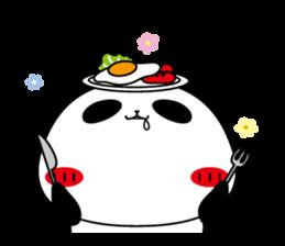 Tapu Tapu the Panda 2 sticker #9041297