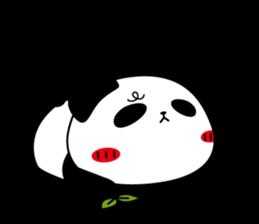 Tapu Tapu the Panda 2 sticker #9041299