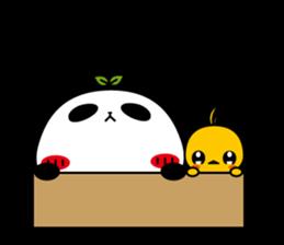 Tapu Tapu the Panda 2 sticker #9041301