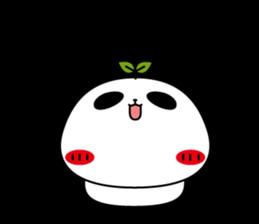 Tapu Tapu the Panda 2 sticker #9041304