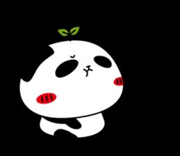 Tapu Tapu the Panda 2 sticker #9041305