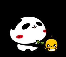 Tapu Tapu the Panda 2 sticker #9041306