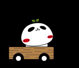 Tapu Tapu the Panda 2 sticker #9041307