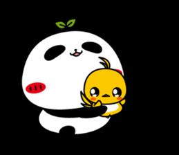 Tapu Tapu the Panda 2 sticker #9041309