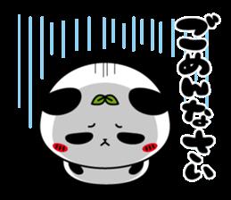 Tapu Tapu the Panda 2 sticker #9041311