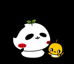 Tapu Tapu the Panda 2 sticker #9041313