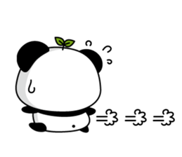 Tapu Tapu the Panda 2 sticker #9041314