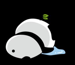 Tapu Tapu the Panda 2 sticker #9041318