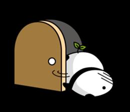 Tapu Tapu the Panda 2 sticker #9041319