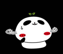 Tapu Tapu the Panda 2 sticker #9041320