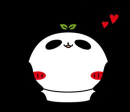 Tapu Tapu the Panda 2 sticker #9041323