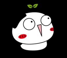 Tapu Tapu the Panda 2 sticker #9041326
