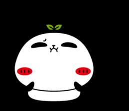 Tapu Tapu the Panda 2 sticker #9041329