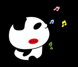Tapu Tapu the Panda 2 sticker #9041330
