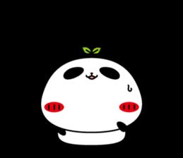 Tapu Tapu the Panda 2 sticker #9041331