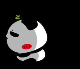 Tapu Tapu the Panda 2 sticker #9041332