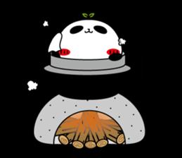Tapu Tapu the Panda 2 sticker #9041334