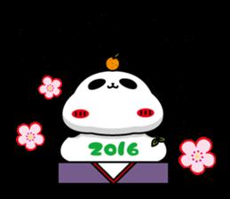 Tapu Tapu the Panda 2 sticker #9041335