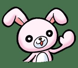 Bloody Rabbit Life sticker #9046616