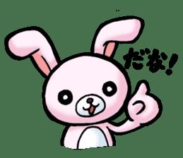 Bloody Rabbit Life sticker #9046617