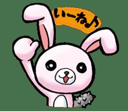 Bloody Rabbit Life sticker #9046620