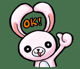 Bloody Rabbit Life sticker #9046621