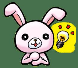 Bloody Rabbit Life sticker #9046625