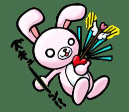 Bloody Rabbit Life sticker #9046631