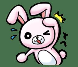 Bloody Rabbit Life sticker #9046634