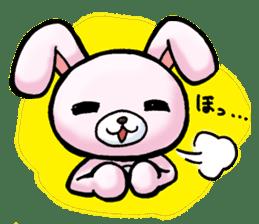 Bloody Rabbit Life sticker #9046637