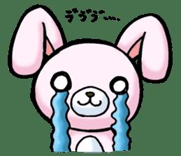 Bloody Rabbit Life sticker #9046640