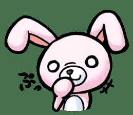Bloody Rabbit Life sticker #9046644