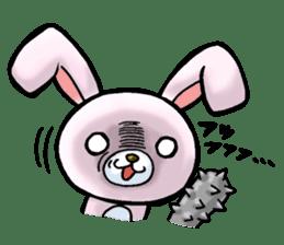Bloody Rabbit Life sticker #9046645
