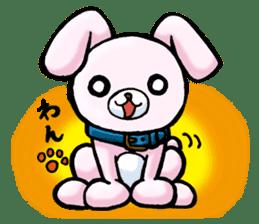 Bloody Rabbit Life sticker #9046653