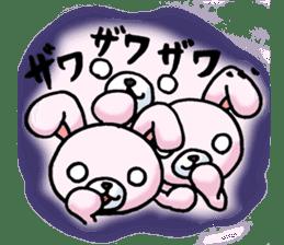 Bloody Rabbit Life sticker #9046654