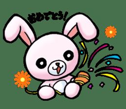 Bloody Rabbit Life sticker #9046655