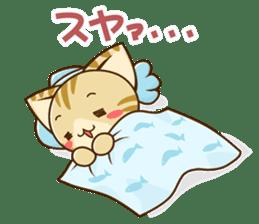 SUZU-NYAN daily sticker sticker #9046947