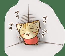 SUZU-NYAN daily sticker sticker #9046951