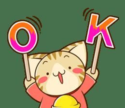 SUZU-NYAN daily sticker sticker #9046965