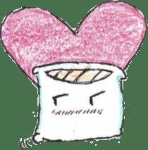 PooPoo Pillow: Kai Edition sticker #9059981