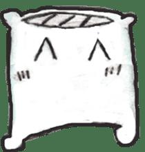 PooPoo Pillow: Kai Edition sticker #9059984